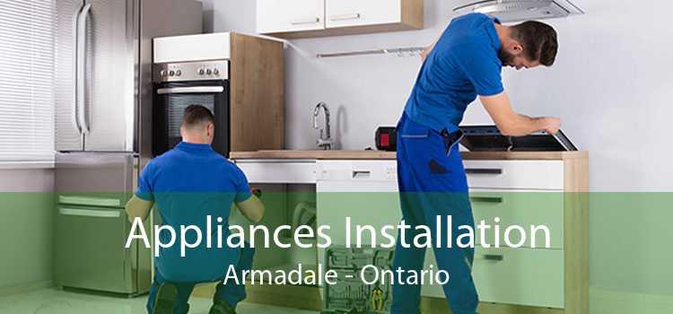 Appliances Installation Armadale - Ontario