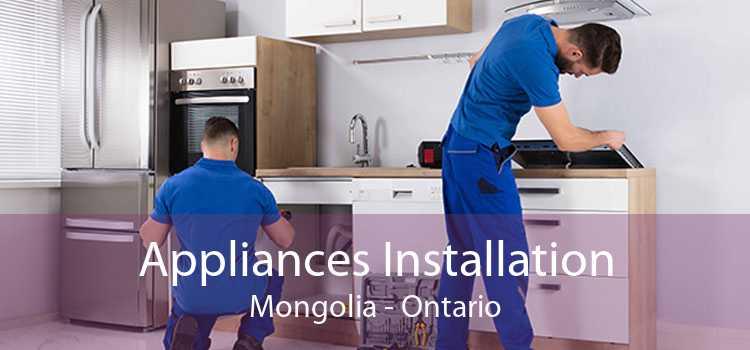 Appliances Installation Mongolia - Ontario