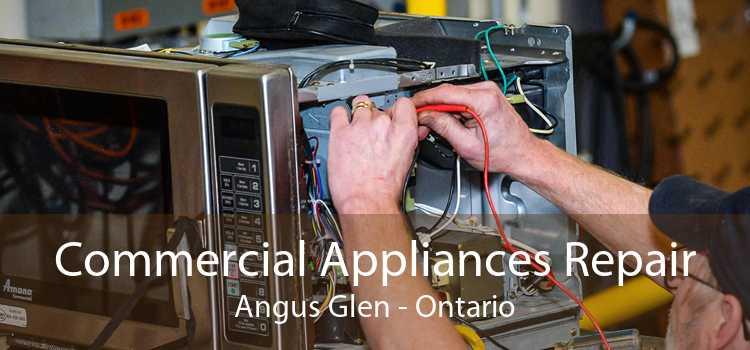 Commercial Appliances Repair Angus Glen - Ontario