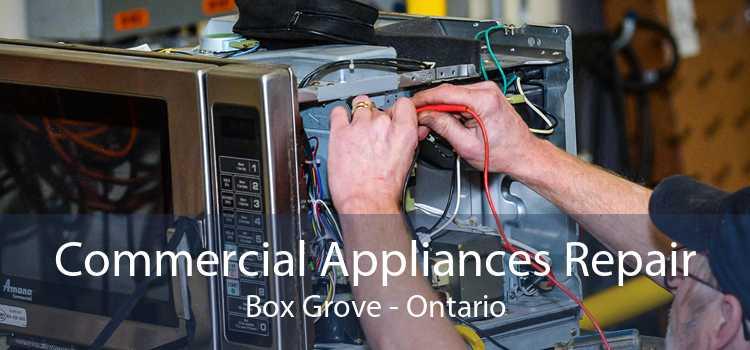 Commercial Appliances Repair Box Grove - Ontario