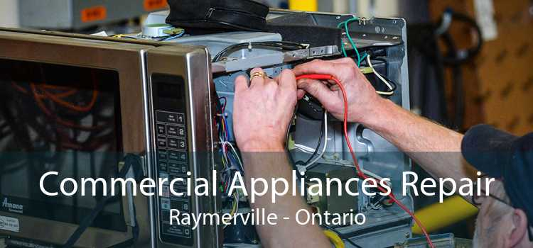 Commercial Appliances Repair Raymerville - Ontario