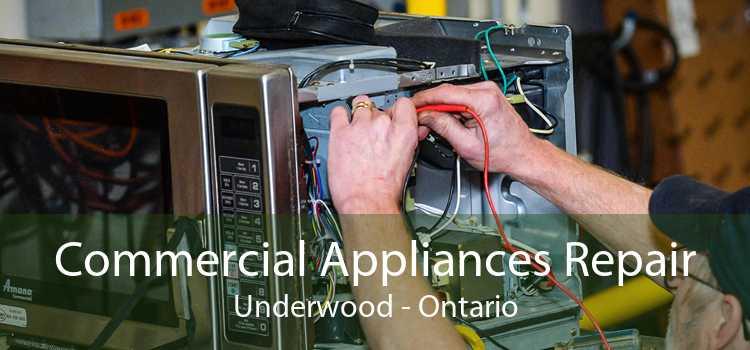 Commercial Appliances Repair Underwood - Ontario