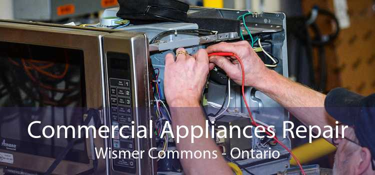 Commercial Appliances Repair Wismer Commons - Ontario