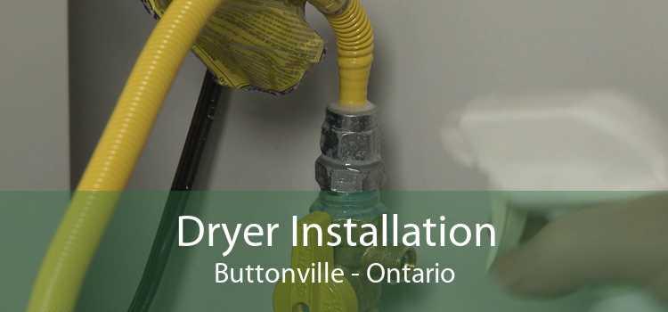 Dryer Installation Buttonville - Ontario
