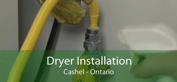 Dryer Installation Cashel - Ontario