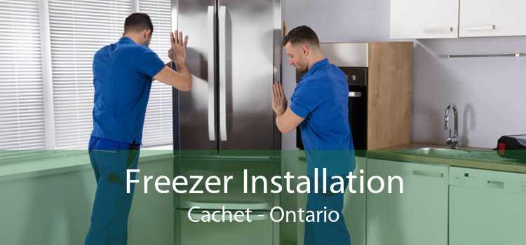 Freezer Installation Cachet - Ontario