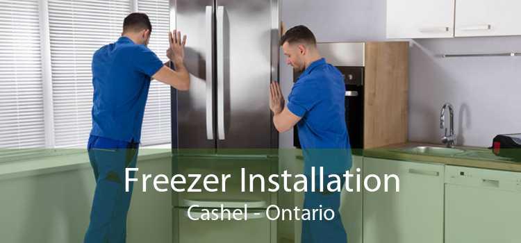 Freezer Installation Cashel - Ontario