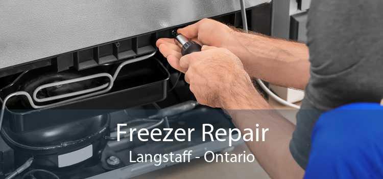 Freezer Repair Langstaff - Ontario