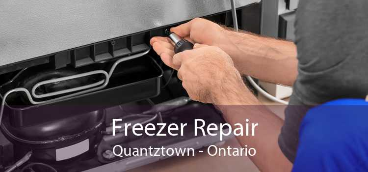 Freezer Repair Quantztown - Ontario