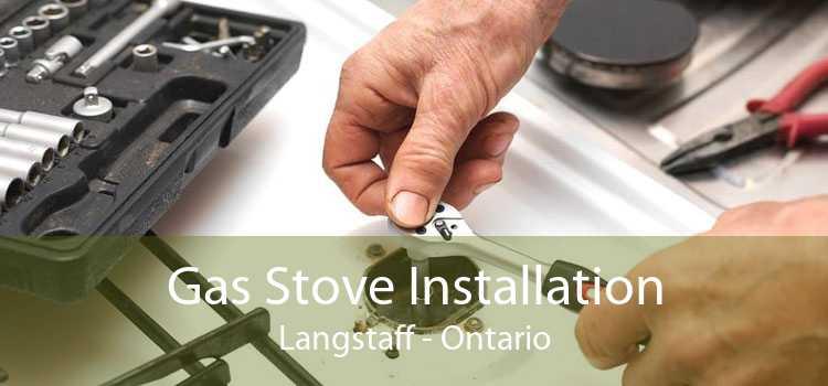 Gas Stove Installation Langstaff - Ontario