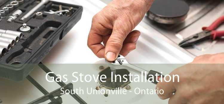 Gas Stove Installation South Unionville - Ontario