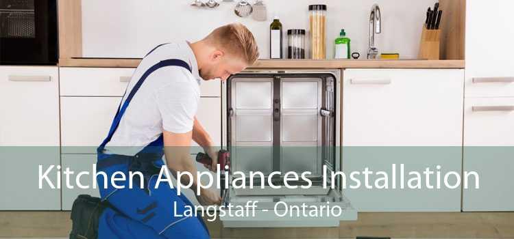 Kitchen Appliances Installation Langstaff - Ontario
