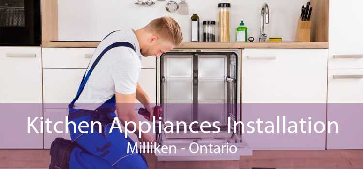 Kitchen Appliances Installation Milliken - Ontario
