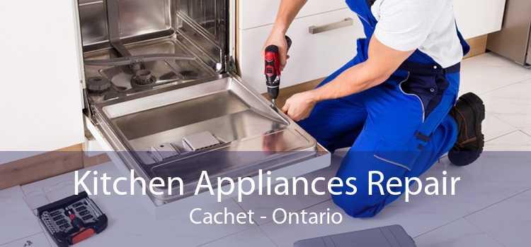 Kitchen Appliances Repair Cachet - Ontario