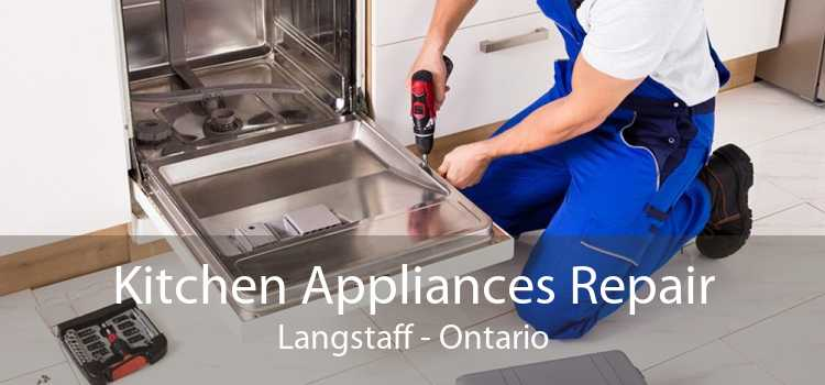Kitchen Appliances Repair Langstaff - Ontario