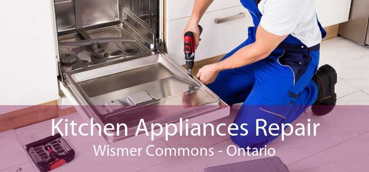 Kitchen Appliances Repair Wismer Commons - Ontario