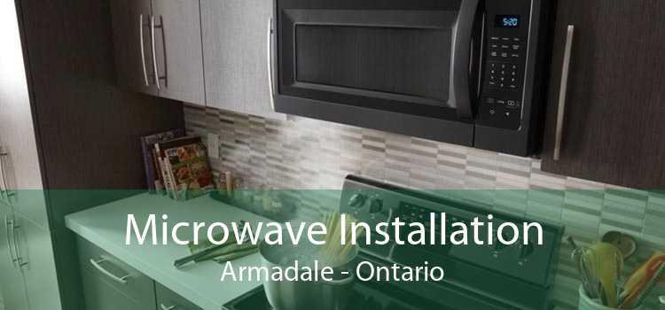 Microwave Installation Armadale - Ontario