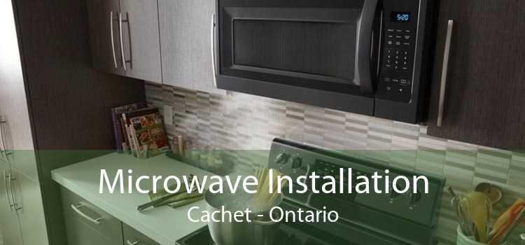 Microwave Installation Cachet - Ontario