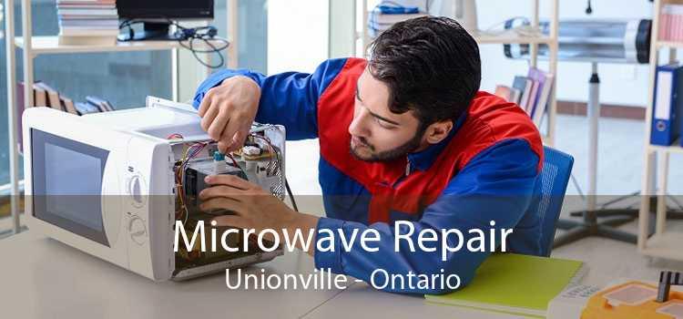 Microwave Repair Unionville - Ontario
