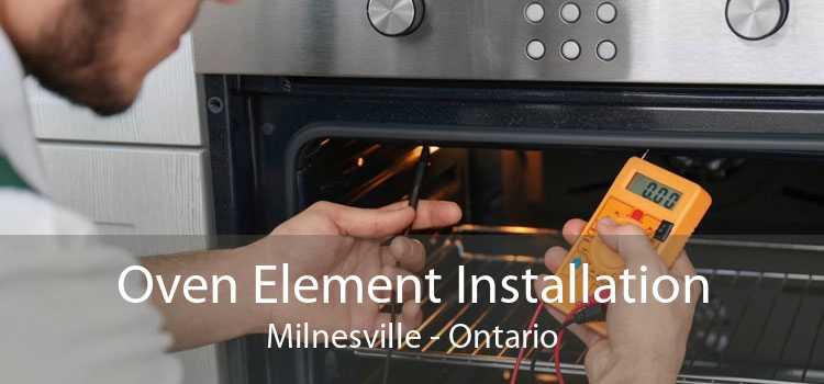 Oven Element Installation Milnesville - Ontario