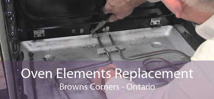 Oven Elements Replacement Browns Corners - Ontario