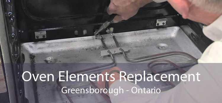 Oven Elements Replacement Greensborough - Ontario