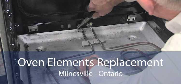 Oven Elements Replacement Milnesville - Ontario