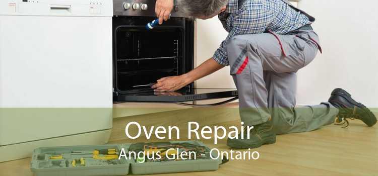 Oven Repair Angus Glen - Ontario