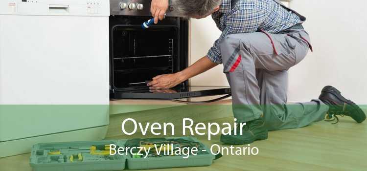 Oven Repair Berczy Village - Ontario