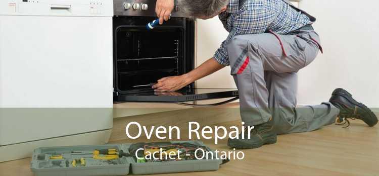 Oven Repair Cachet - Ontario