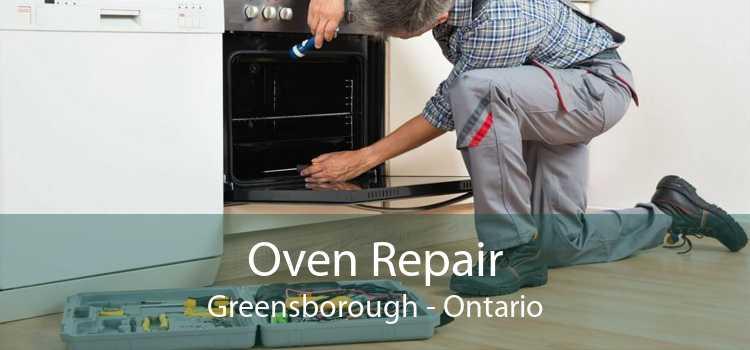 Oven Repair Greensborough - Ontario