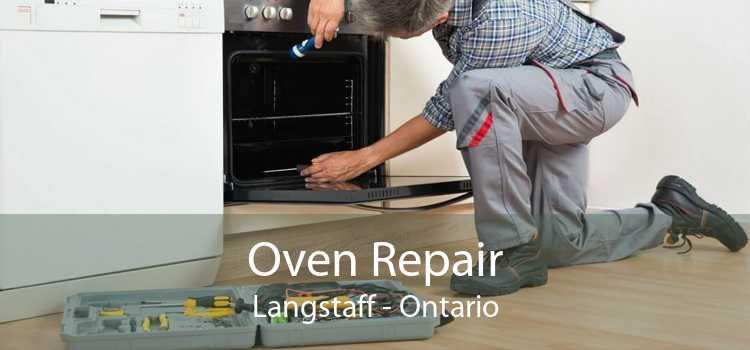 Oven Repair Langstaff - Ontario