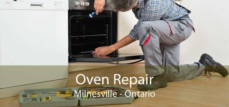 Oven Repair Milnesville - Ontario