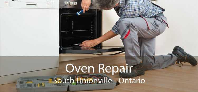 Oven Repair South Unionville - Ontario