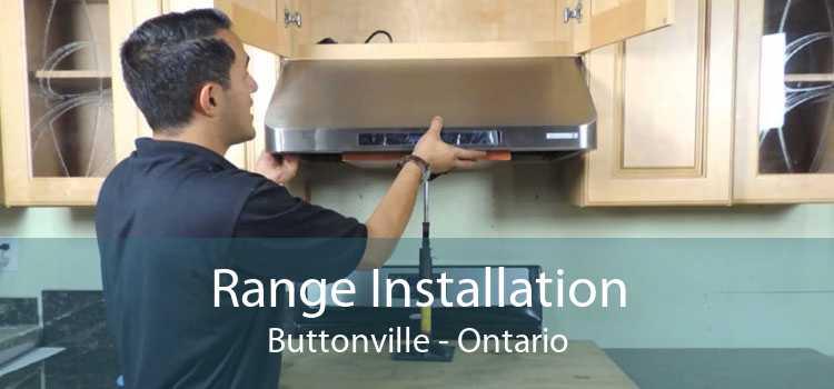 Range Installation Buttonville - Ontario