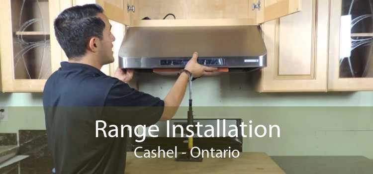 Range Installation Cashel - Ontario