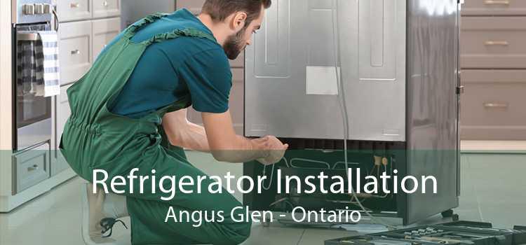 Refrigerator Installation Angus Glen - Ontario