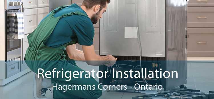 Refrigerator Installation Hagermans Corners - Ontario
