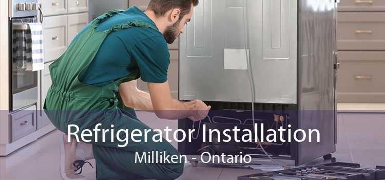 Refrigerator Installation Milliken - Ontario