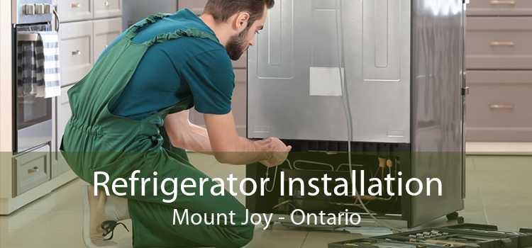Refrigerator Installation Mount Joy - Ontario
