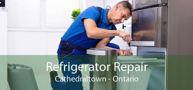 Refrigerator Repair Cathedraltown - Ontario