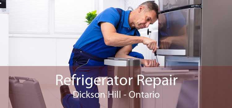 Refrigerator Repair Dickson Hill - Ontario