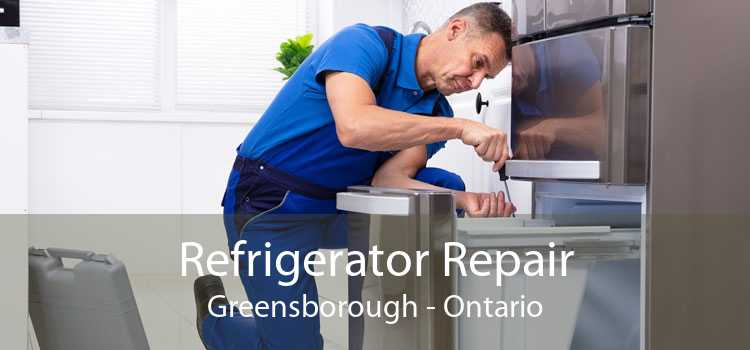 Refrigerator Repair Greensborough - Ontario