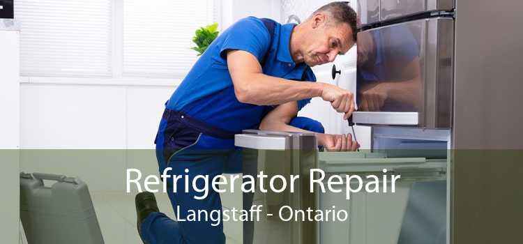 Refrigerator Repair Langstaff - Ontario