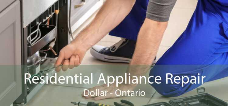 Residential Appliance Repair Dollar - Ontario