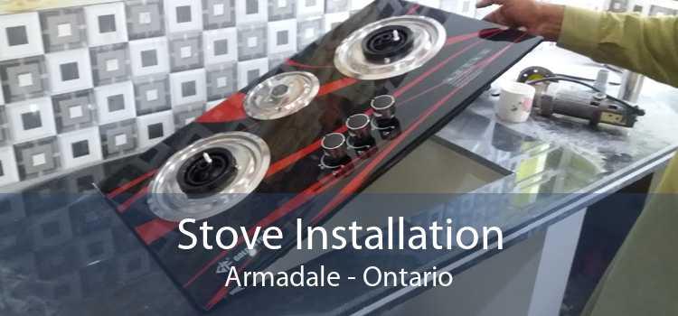 Stove Installation Armadale - Ontario