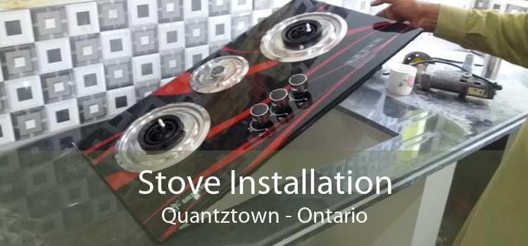 Stove Installation Quantztown - Ontario