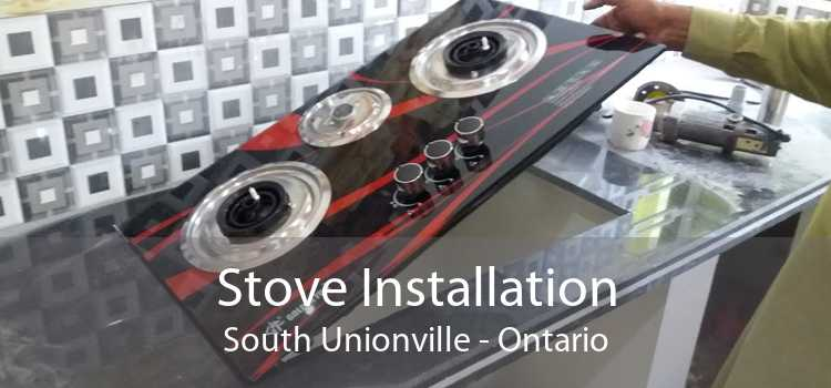 Stove Installation South Unionville - Ontario