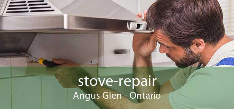 stove-repair Angus Glen - Ontario