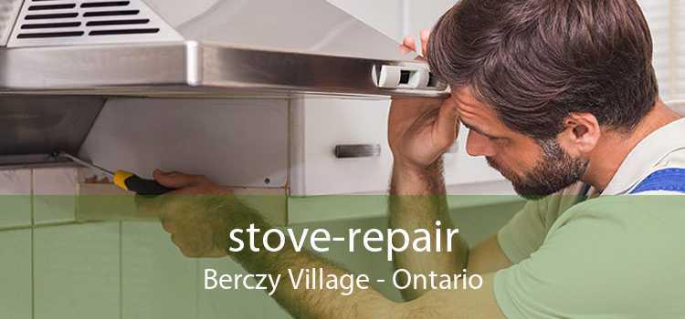 stove-repair Berczy Village - Ontario